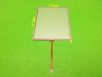 New 5 7 Inch 4 Wire Resistive Touch Screen Panel 132 105mm Touch Screen Digitizer Panel