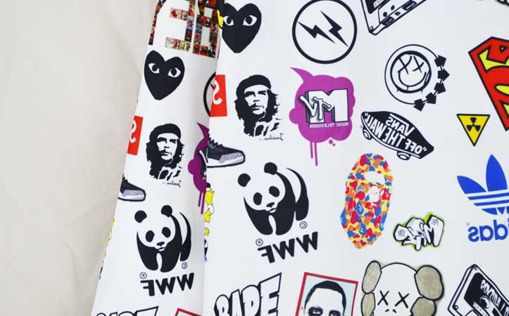 Lots Of Brand Logo New Wholesale 2015 Fashion Summer Swag Men Design