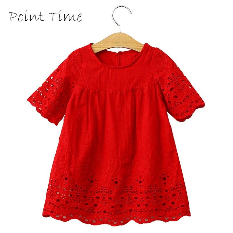 2017 Nuova Estate Neonate Bluse Top White Lace Hollow Top T-shirt Carino Sweety Del Bambino Gilrs Camicia Casual Per Bambini Abbigliamento