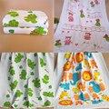 Literie Bebé Manta De Niño de Algodón Hoja de ropa de Cama Cuna Set de Baño Crochet toalla BeachTowel Estera Tapete Cama Swaddle Recién Nacido 95 cm x 115 cm