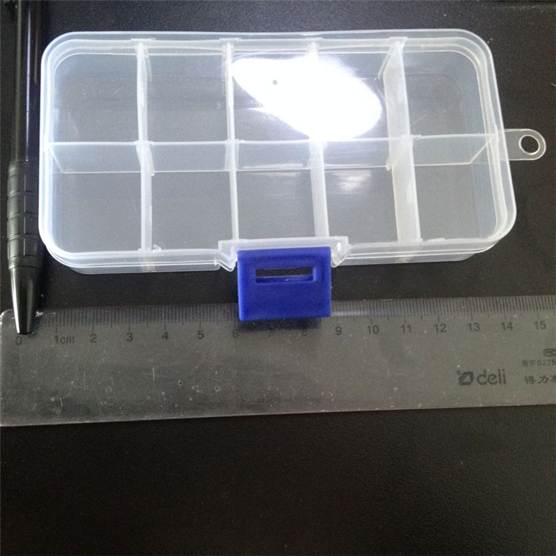 1PCS  G12001 Plastic Container  Plastic Case  Workbin  Free Shipping  Appropriate Size 6*13*2CM цена 2016