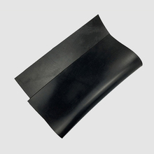 Silicone rubber sheet Thickness 0.1 0.2 0.3 0.5mm thin board High Temperature Chemical Resistance Black Square Rubber Mat Plate