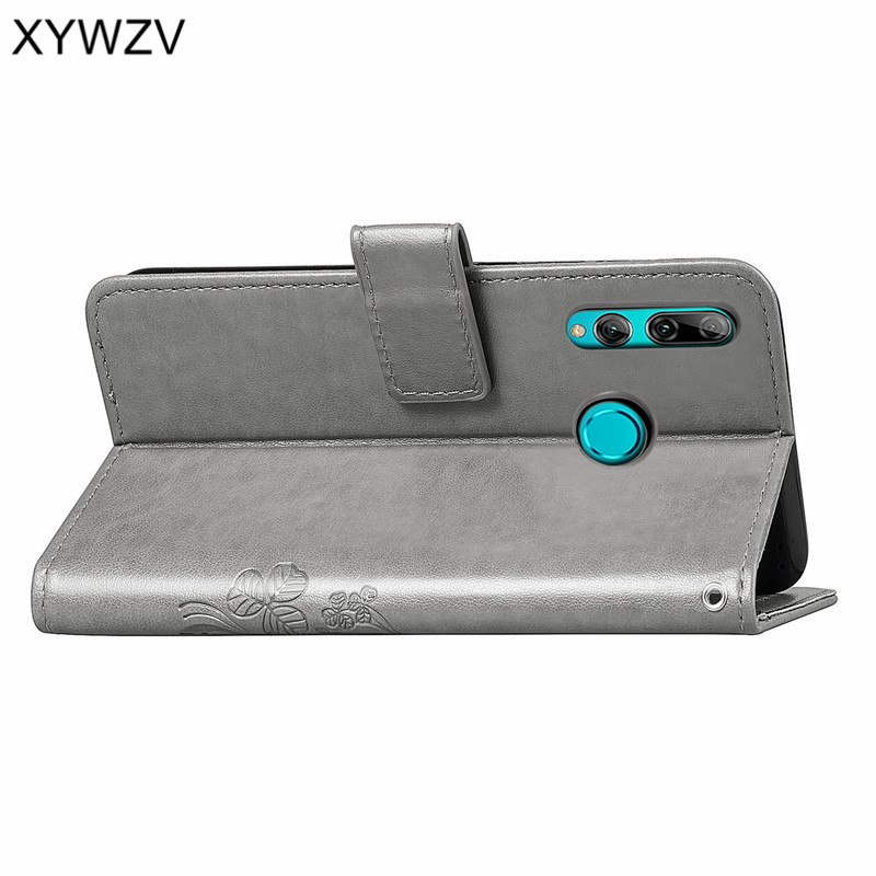 Image 4 - Huawei Y9 Prime 2019 Case Soft Silicone Filp Wallet Shockproof Phone Bag Case Card Holder Fundas For Huawei Y9 Prime 2019 Cover-in Flip Cases from Cellphones & Telecommunications