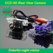 Visión nocturna especial del coche del CCD HD cámara de vista trasera a prueba de agua IP 69 K plástico de shell en forma para el Ford Focus hatchback/Mondeo/Fiesta