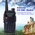 Frete Grátis Série BaoFeng UV-5R UV-5RC Mais Novo Modelo 5 W 128CH VHF/UHF Dual Band Walkie Talkie Portátil