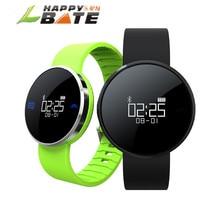 2017 Betreasure Bluetooth Sport Waterproof UW1X Smart Wristband Heart Rate Monitor Blood Pressure Passometer Smart bracelet Wear