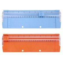 Высечки фотобумаги записки точность офиса триммер домашнего легкий резак машина бумаги