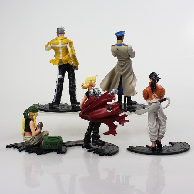 Alchemist Figures Dolls Toys