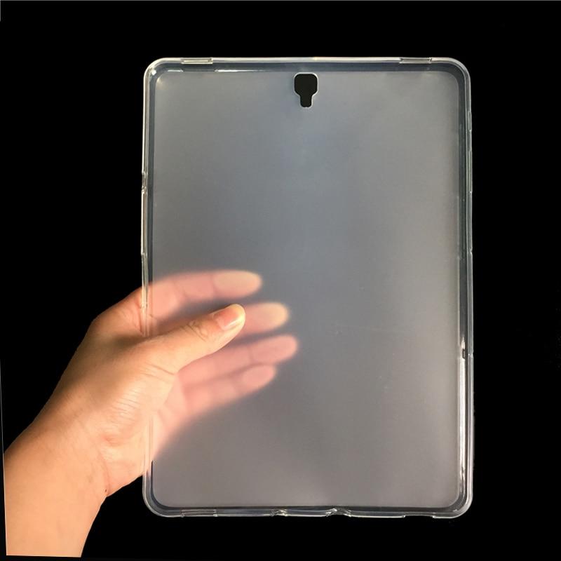 TPU Silicone Soft Cover For Samsung Galaxy Tab S3 LTE T825 T820/ Tab S2 9.7 SM T810 T813 T819 T815 SM-T810 Tablet Case