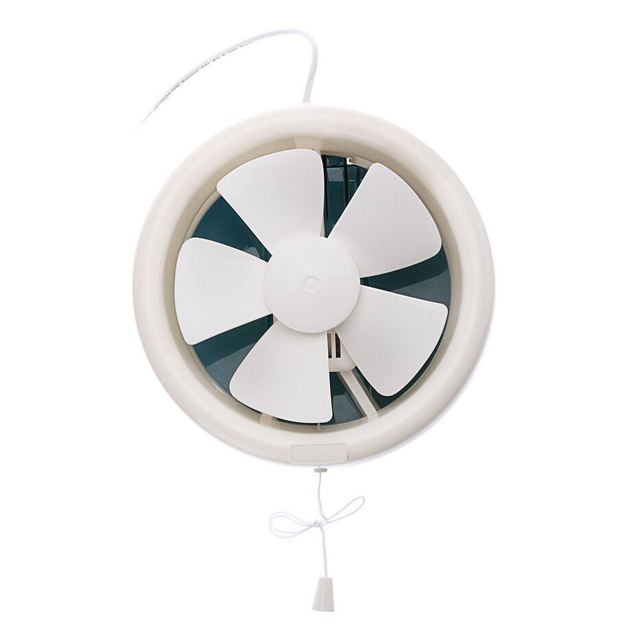 "6"" / 150mm Wall Window Bathroom Extractor Fan Ventilation ..."