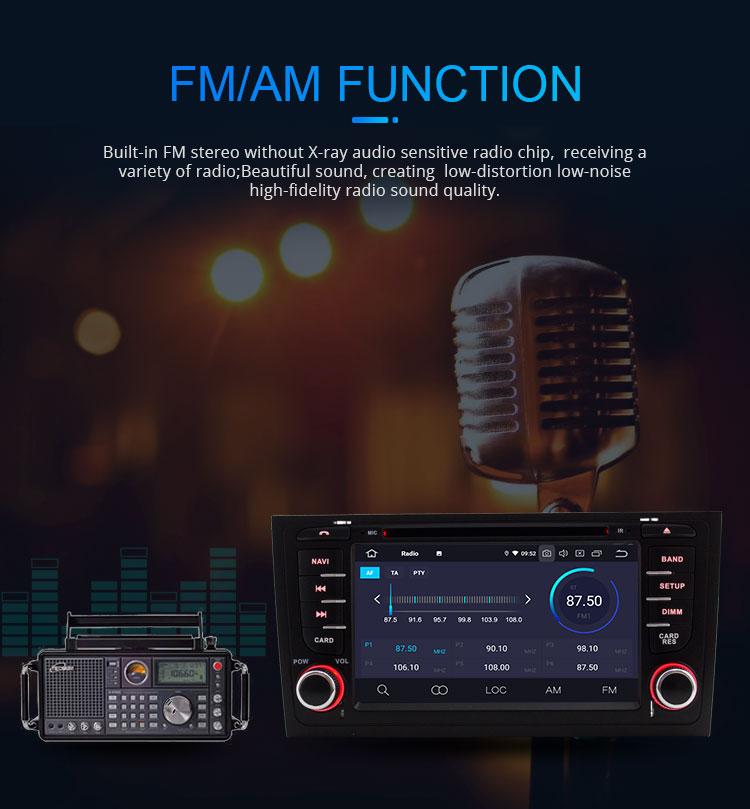 FM Dalasi AUDI GPS 9