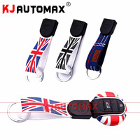 1 Set Car Styling Key Case Ring KeyChain Chain For Mini Cooper F54 F55 F56 Club