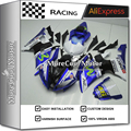 Complete Fairing Kit For Yamaha R6 08-14 Years Movistar VR46 Color Design ABS Plastic Cowling 09 10 11 12 13 Blue & White