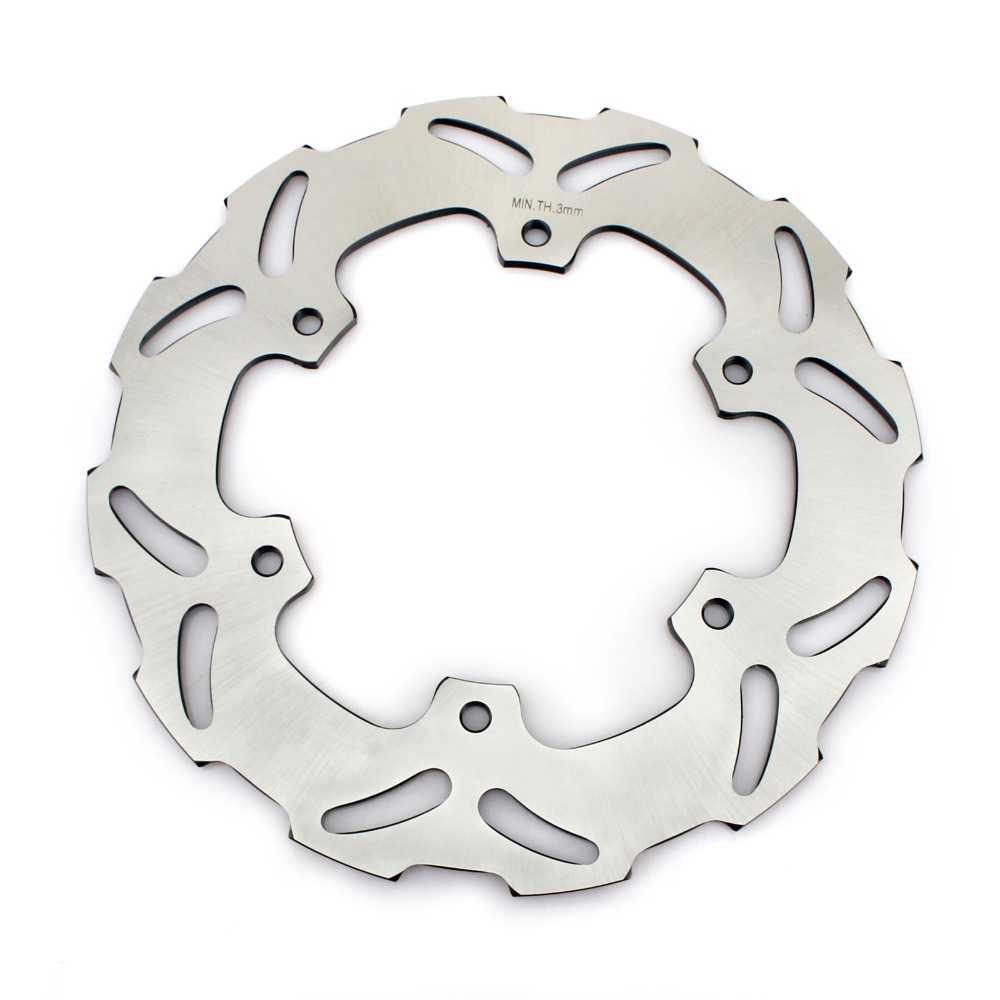 BIKINGBOY Rear Brake Disc Disk Rotor For Yamaha WR 125 250 YZ 125 250 360 YZ400F