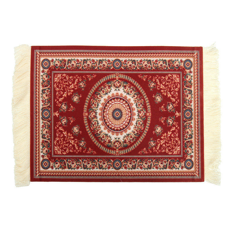 Leory New Vintage Persian 18x23cm Cup Persian Rug Mat Mouse Pad Carpet Gift Mousepad Office Tool For Computer Gaming Bohemia leory new vintage persian 18x23cm cup persian rug mat mouse pad carpet gift mousepad office tool for computer gaming bohemia
