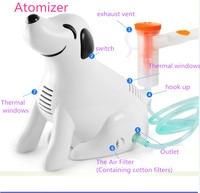 Air Humidifier Portable Ultrasonic Nebulizer Sprayer Humidifier Handheld Respirator Medical Vaporizer Home Office Nebulizer