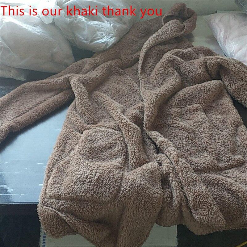 Large size S 5XL Faux Fur Teddy Bear Coat Jacket Women Fashion Open Stitch Winter Hooded Large size S-5XL Faux Fur Teddy Bear Coat Jacket Women Fashion Open Stitch Winter Hooded Coat Female Long Sleeve Fuzzy Jacket