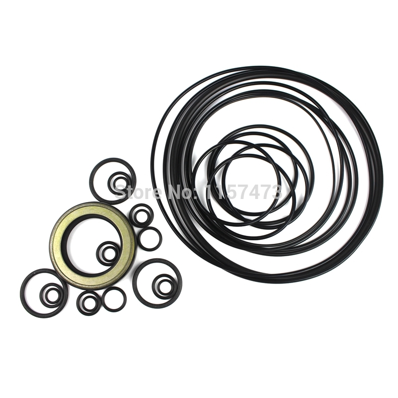 EC240B EC240BLC Hydraulic Pump Seal Repair Service Kit for Volvo Excavator Oil Seal 3 month warranty