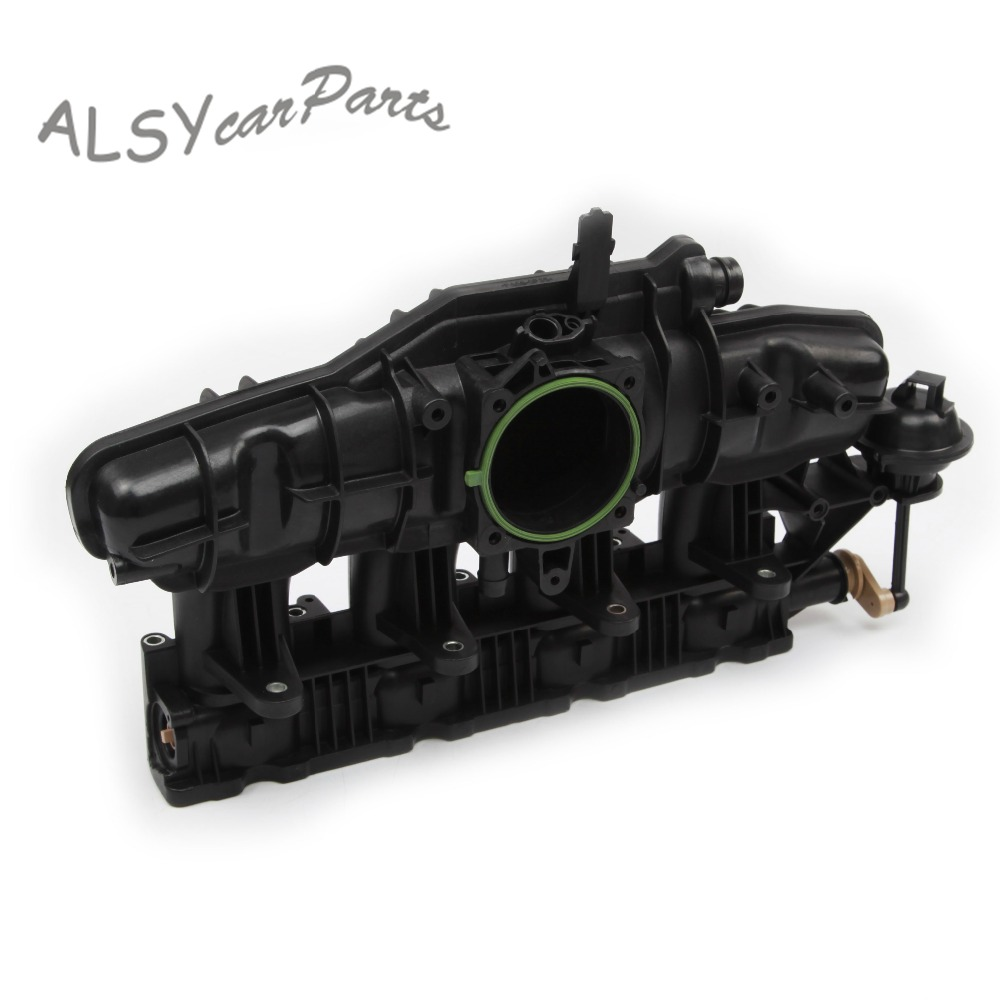 KEOGHS 06J 198 211 D Engine Intake Manifold & Gasket Kit For VW Passat CC Passat B6 Audi A3 S3 TT Skoda Seat 1.8L BZB 06J129717