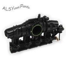 YMM 06J 198 211 D Engine Intake Manifold & Gasket Kit For VW Passat CC Passat B6 Audi A3 S3 TT Skoda Seat 1.8L BZB 06J129717