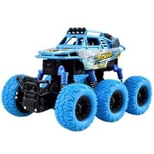 Six Wheel Backswing Climbing Car Toy Six-Wheel Drive Alloy Cross Country Climbing Toy Car