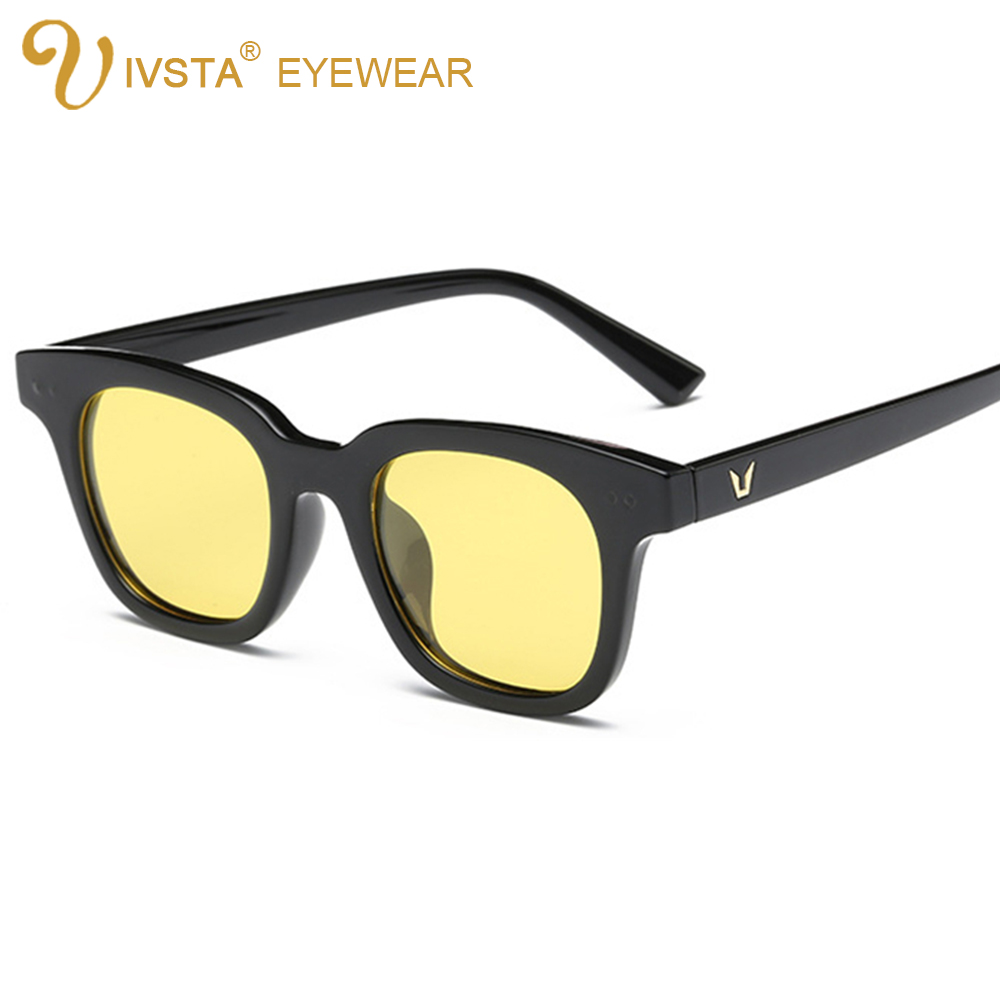 Yellow Lense Sunglasses  online get sunglasses yellow lenses aliexpress com