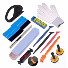 EHDIS Car Vinyl Wrap Magnetic Tools Kit Carbon Foil Film Magnet Holder Cutter Knife Auto Wrapping Sticker Cut Accessories