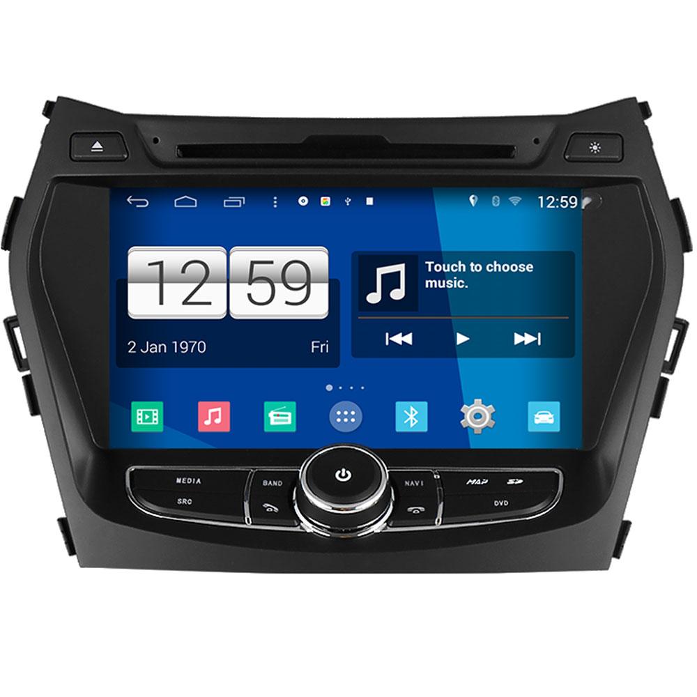 Winca S160 font b Android b font 4 4 Car DVD GPS Head Unit Sat Nav