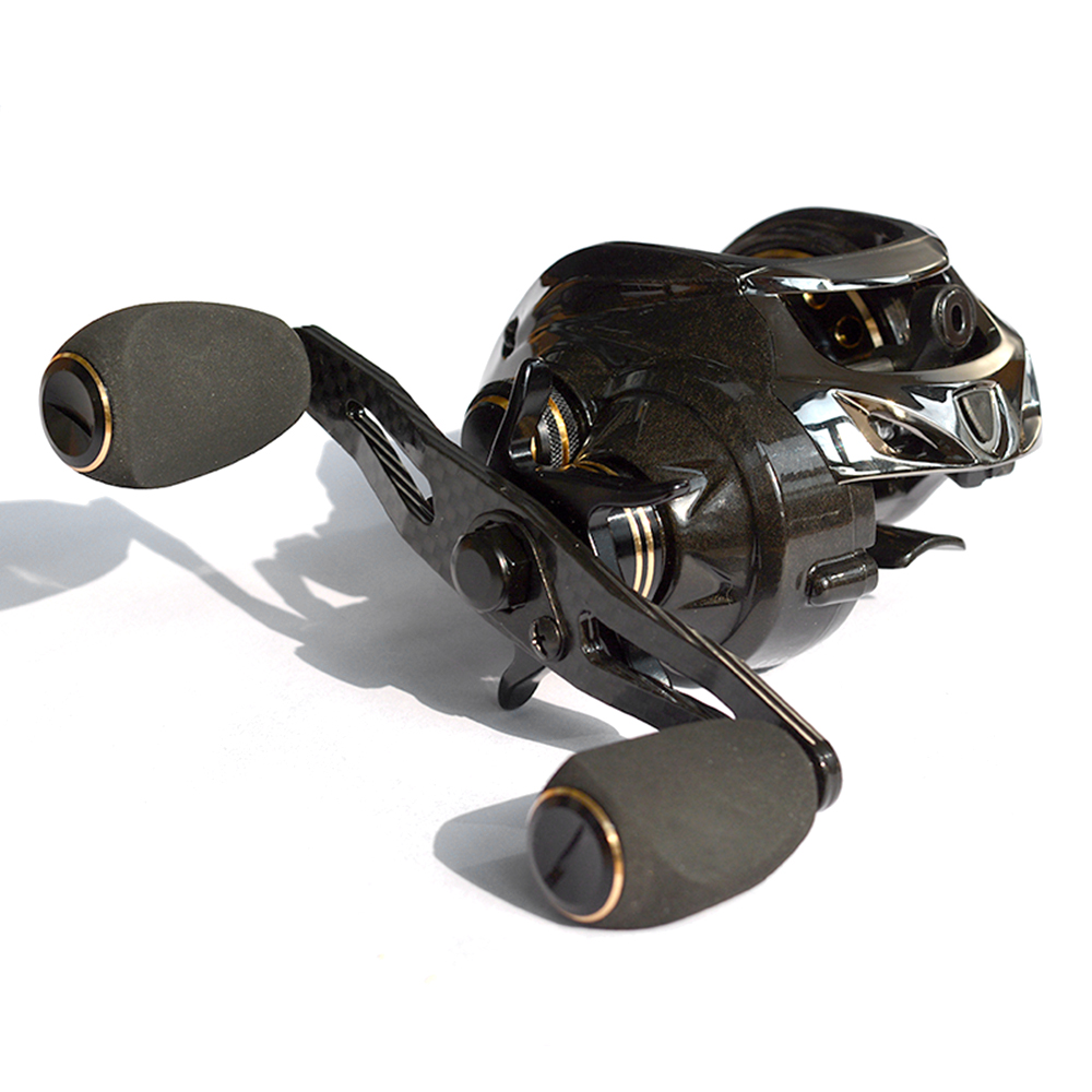 17 1BB Left Right Hand Baitcasting Fishing Reel Ocean 7 0 1 Carbon Bait Casting Fish