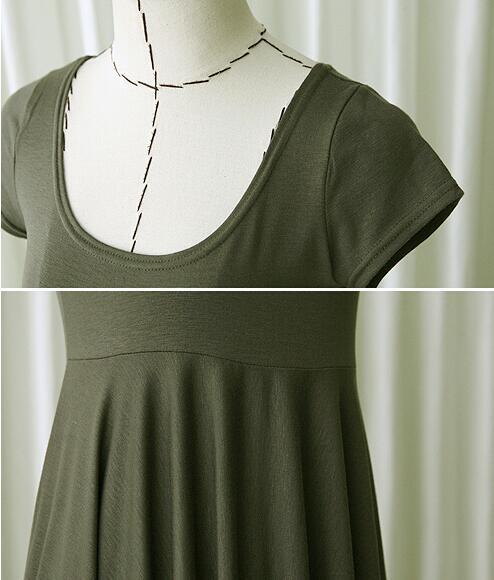 Modal Cotton Maternity Clothing 4