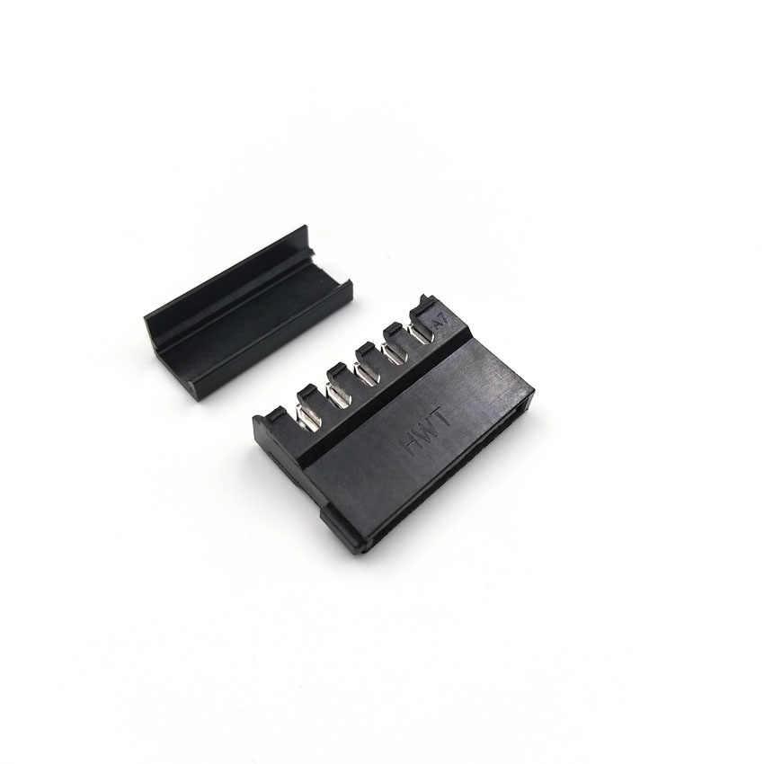 SATA 5Pin Feminino Passar/Punch Down Conector