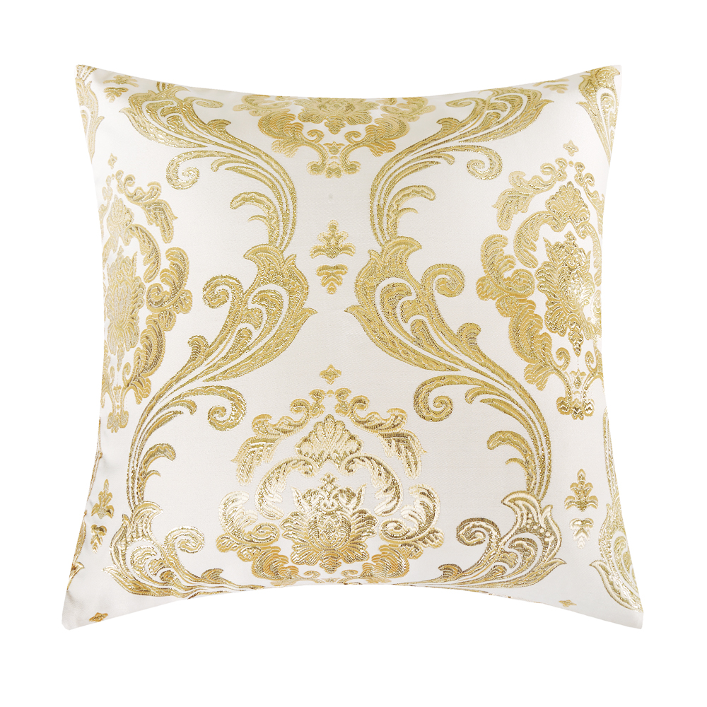pillow x dots square cover unison lg throw gold pillows