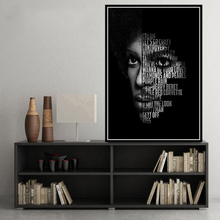 Принс(Роджерс Нельсон) Цитата легенды певец звезда холст Картина маслом плакатный принт искусство настенные картины гостиная домашний декор