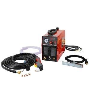 Image 3 - HeroCut 220V פלזמה חותך IGBT פלזמה מכונת חיתוך Cut45 220V 10mm נקי לחתוך נהדר לחתוך כל פלדה