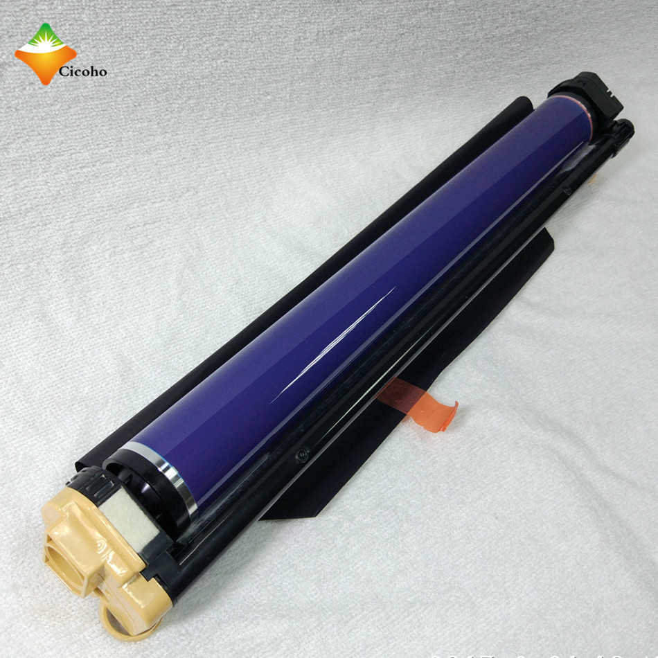 DC240 Color Drum Unit For Xerox dc 250 240 242 252 260 dc250 WC7655 WorkCentre 7655 7665 7675 Docucolor 250 drum kit 013R00603 4 x 1kg refill laser copier color toner powder kit kit for xerox docucolor 240 242 250 252 260 workcentre 7655 7665 7675 printer