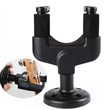 Guitar Hanger Stand Wall Mount Holder Hook for Electric Acoustic Mandolin Ukulele Strap
