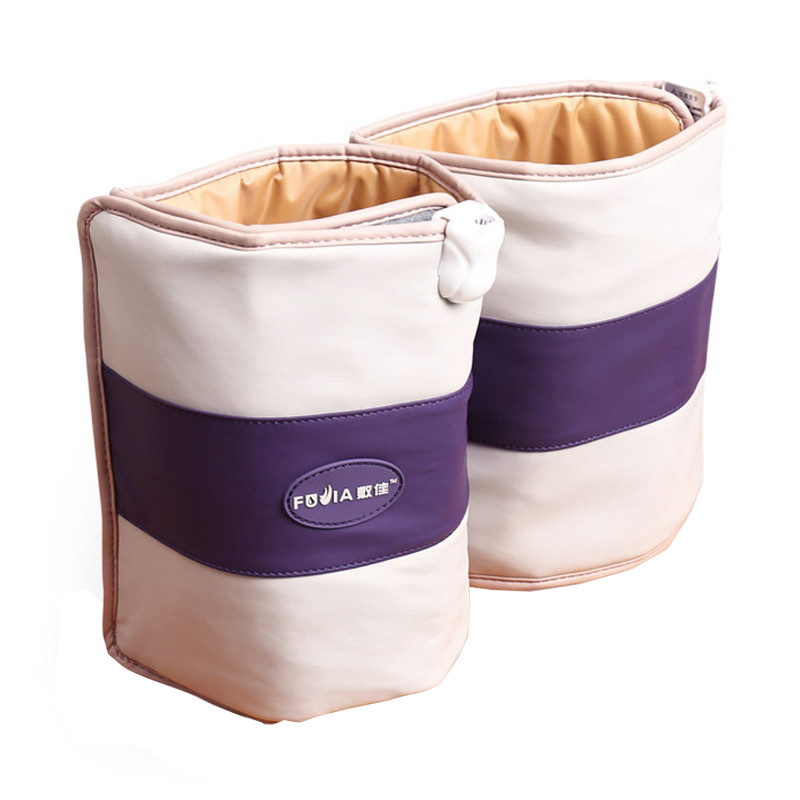 Heated massage knee device heating knee pad hot warm heat massage leg slimming belt