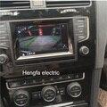 Câmera de visão Traseira para 2015 Volkswgaen MIB VW Golf6 Golf7 Lamando Skoda Octavia 5.8 6.5 8 polegada de Tela cabo Adaptador de transição MIB