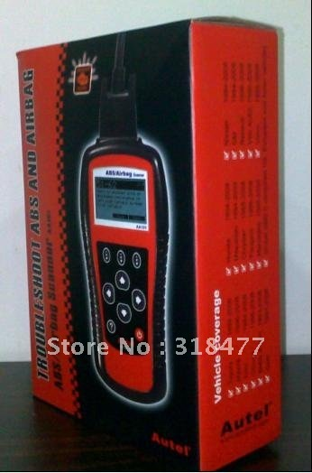 Maxidiag ABS / Airbag Reset Tool AA101+Free DHL Shipping