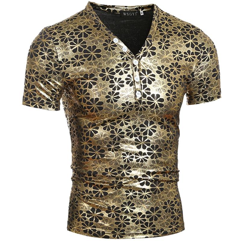 3D ծաղիկների տպագրություն Սեքսուալ - Տղամարդկանց հագուստ
