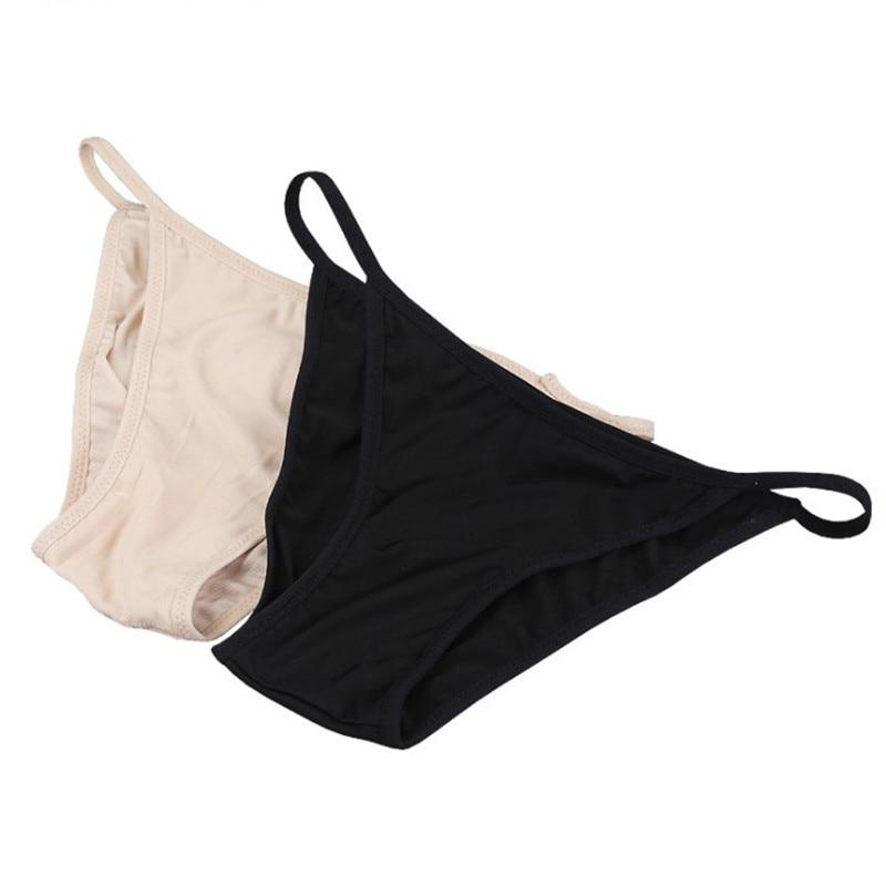 8592212787d 2019 Sexy Brazilian Thong Bikini Bottoms Shorts Black Plus Size ...