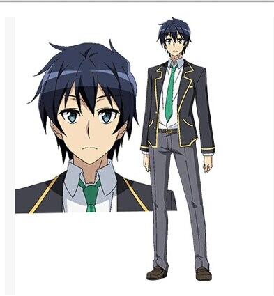 Big Brother is watching you [solo] Manga-temps-Kirara-miracle-Avant-garçons-uniforme-japonais-anime-uniforme-scolaire-réglé