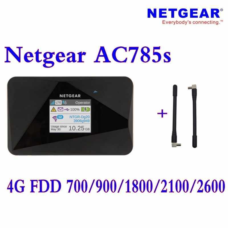 Unlocked Netgear Aircard AC785s 785s mifi 4G LTE pocket wifi router Hotspot