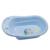 Banho do bebê Piscina infantil Inflável Banheira Faucet Mixer Bebês Banheiras De Plástico Sólido Verde Pico Swim Do Bebê Pp