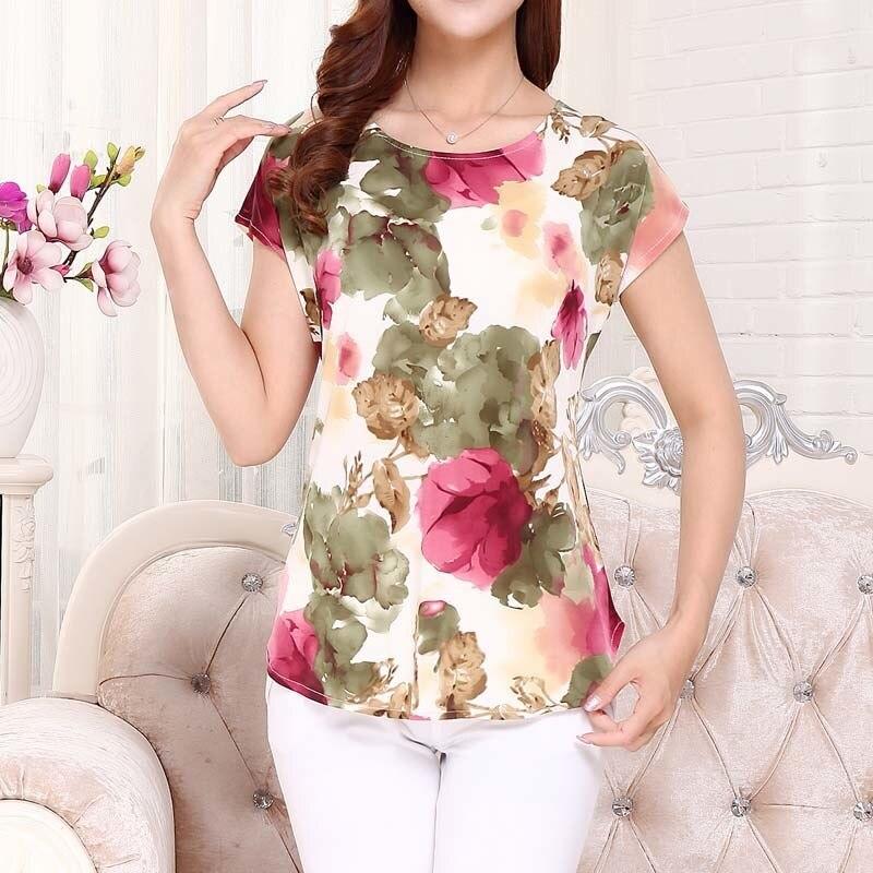Женская футболка, летняя, большого размера