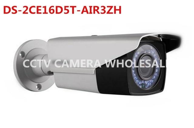 DS-2CE16D5T-AIR3ZH English version Turbo HD1080P Motorized Vari-focal IR Bullet Camera 40m IR built-in heater