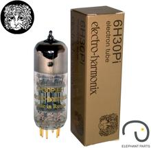 Douk Audio 1PC Electro-Harmonix EH 6H30 GOLD PIN Russia Vacuum Tubes Brand New For Tube Amplifier Free shipping