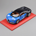 1/18 Scale Bburago 1:18 Bugatti Chiron Diecast Model Roadster Car Vehicle W box Kids Toys Gift Collection