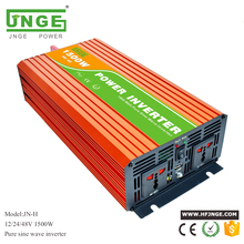 peak 3000w off grid dc-ac inverter 12v 24v 220v 230v 1500w pure sine wave power inverter and converter