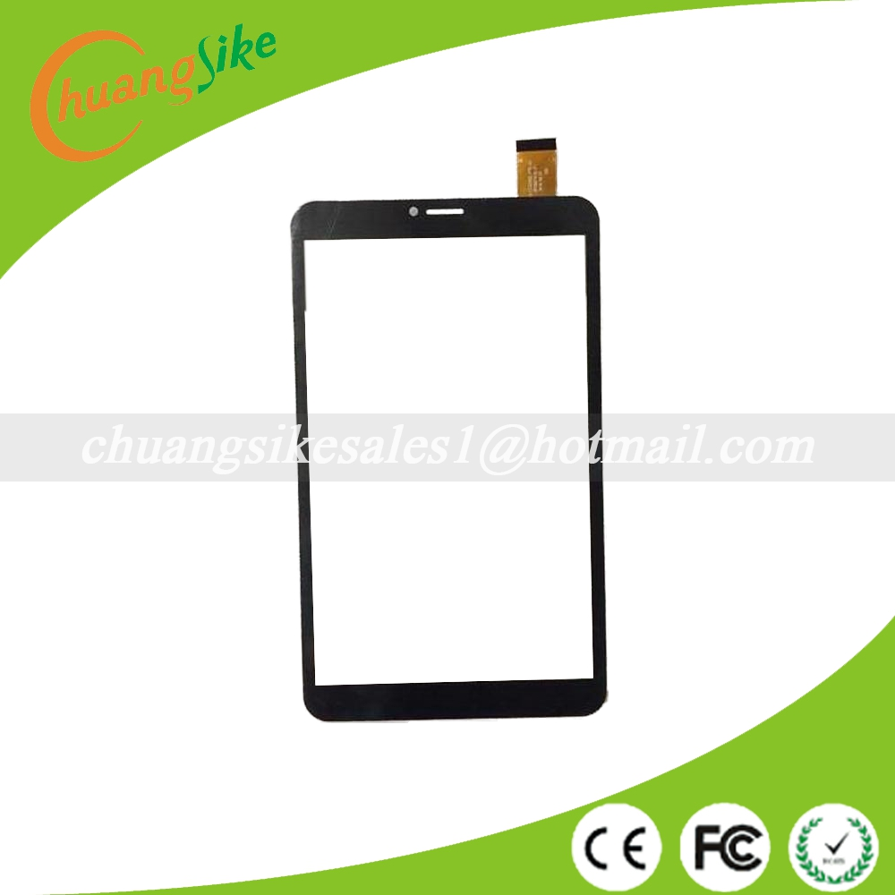 A+ 8 inch  Touch Screen for Digma Optima 8002 3G TS8001MG TS80021PG Tablet touch panel digitizer glass Sensor replacement